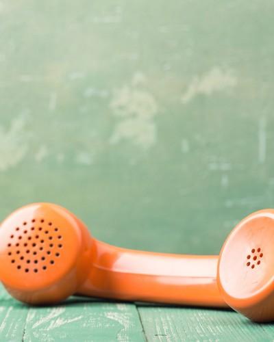 Kurzer Anruf, starke Wirkung