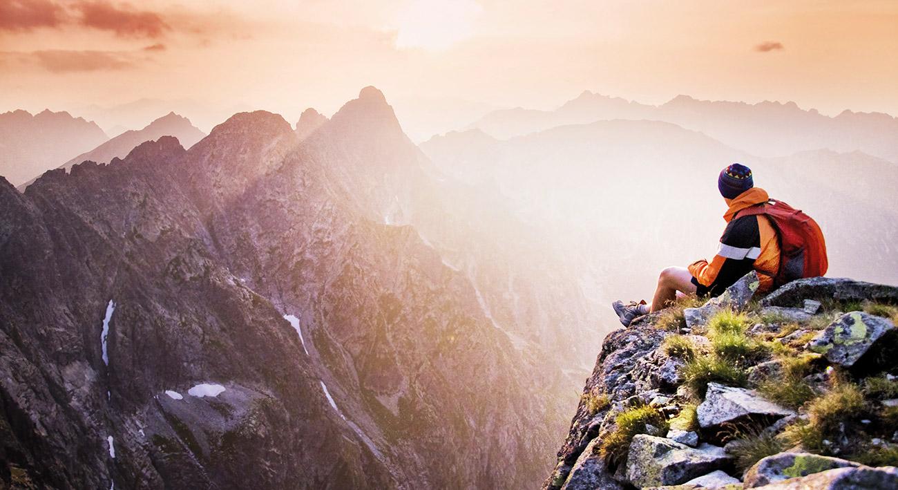 Über den Gipfel hinaus