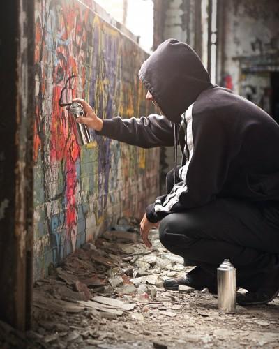 Vom Graffiti-Künstler zum Medien-Missionar