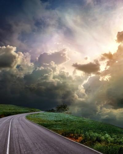 Zwischen Aussichtslosigkeit und Hoffnung